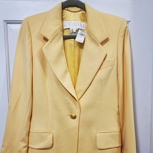 Escada woman's suit jacket